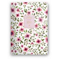 Florette Bullet Journal - Dolce Blocco - Pink Flow testreszabható /határidő/ napló