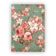 Napi tervező - Day by day A5 - Beauty Bouquet határidőnapló / naptár