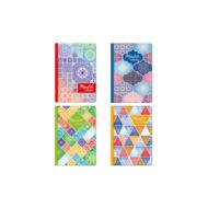 Napló A5 - Lastva Mandala jegyzetfüzet - választható minta
