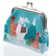 Láma / Alpaka pénztárca