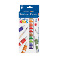 Tempera Creative Kids - 12 szín