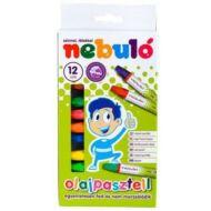 Nebulo Olajpasztell kréta - 12 szín