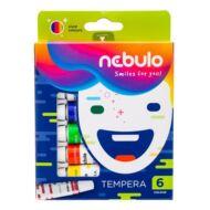 Tempera Nebuló - 6 szín