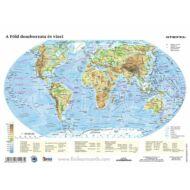 Tanulói munkalap - A Föld domborzata és vizei / A Föld országai