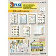 FIXI tanulói munkalap csomag 1. osztályosoknak