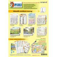 FIXI tanulói munkalap csomag 2. osztályosoknak