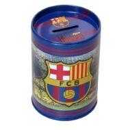 Asztali ceruzatartó és persely - FC Barcelona írószertartó