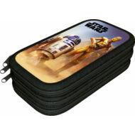 3 Emeletes tolltartó - Star Wars 8 Classic Droid