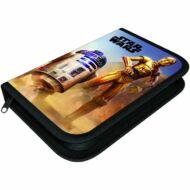 Star Wars varrott klapnis, üres tolltartó - Droids