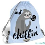 Lajháros tornazsák sportzsák Lollipop Sloth Vibes