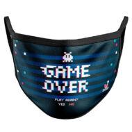 Szájmaszk - gyermek méret (5-10 éves korig) - Game Over