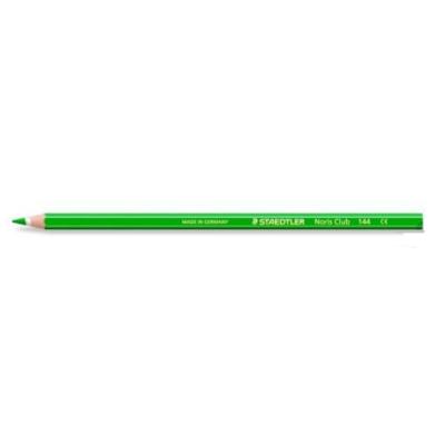 Színes ceruza hatszögletű - Staedtler Noris Club - zöld