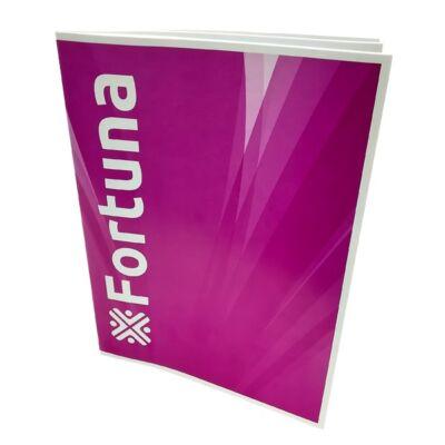 Hangjegy füzet - A4 - Fortuna Basic 86-32