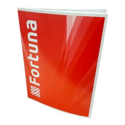 Kockás füzet - A4 - Fortuna Basic 80-32