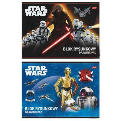 Star Wars vázlatfüzet