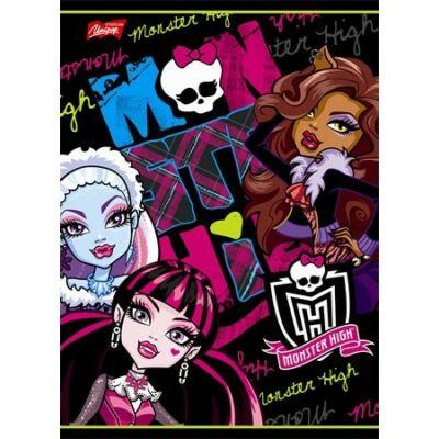 Monster High vonalas füzet 1. osztály