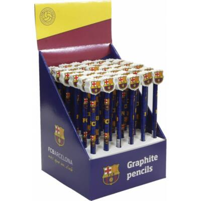 Barcelona ceruza formaradírral