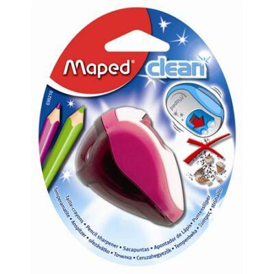 MAPED Clean kétlyukú tartályos hegyező