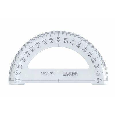 Szögmérő 180°