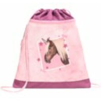 Belmil tornazsák sportzsák - Sweet Horse - lovas