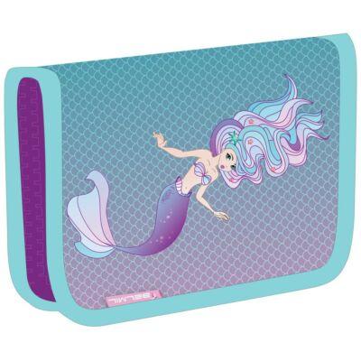 Belmil klapnis üres sellős tolltartó - Purple Mermaid