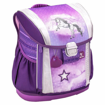 Belmil Customize-me merevfalú iskolatáska Unicorn Unikornis