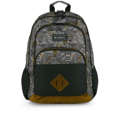 Gabol Balu ergonómikus kialakítású hátizsák iskolatáska - 21 literes