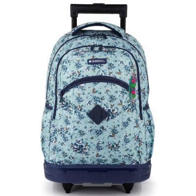 Gabol Betsy ergonómikus gurulós iskolatáska hátizsák