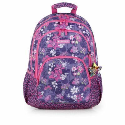 Gabol Jasmine ergonómikus kialakítású hátizsák iskolatáska - 21 literes