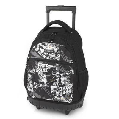 1f60e20f5c25 Gabol Street Boy ergonómikus gurulós iskolatáska, hátizsák - 23 literes
