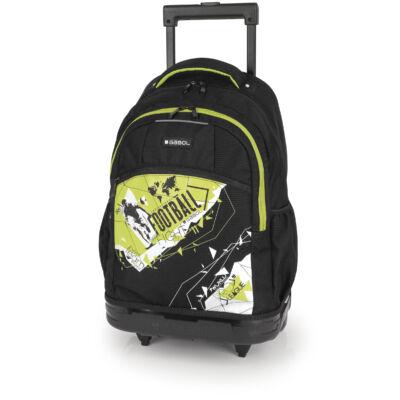 Gabol Derby ergonómikus gurulós iskolatáska hátizsák