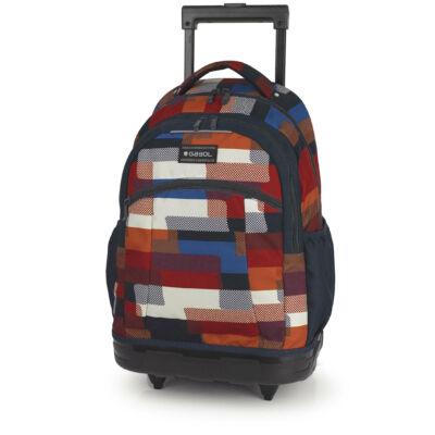 Gabol Stick ergonómikus gurulós iskolatáska hátizsák