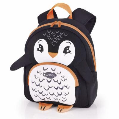Gabol Infant Zoo Penguin ovis táska, kirándulós hátizsák - pingvin