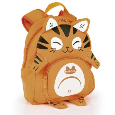 Gabol Infant Zoo Tiger ovis táska, kirándulós hátizsák - tigris