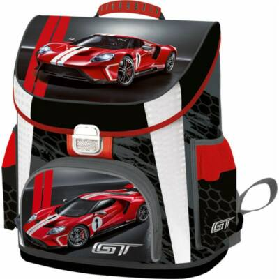 FORD GT merevfalú, ergonómikus iskolatáska - sportautó