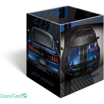 Ford Mustang asztali ceruzatartó - sportkocsis írószertartó 2020