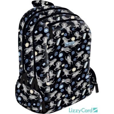 Lajháros Teen+ hátizsák - Lollipop Sloth Vibes iskolatáska