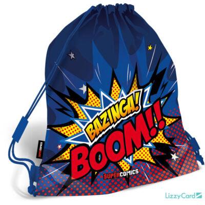 Bazinga tornazsák sportzsák - Supercomics