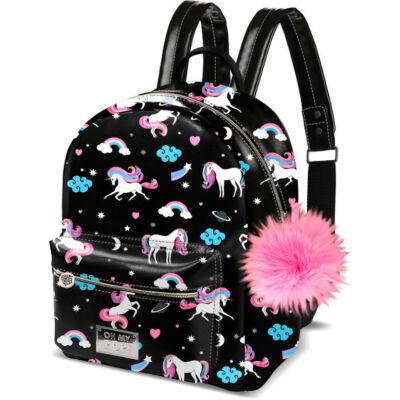 Unikornisos hátizsák kicsi Oh my Pop Unicorn divattáska