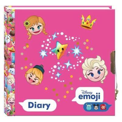 Jégvarázs Emoji kulcsos napló