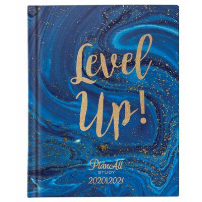 Level Up! diáknaptár - B6 heti hallgatói tervező - PlanAll Study