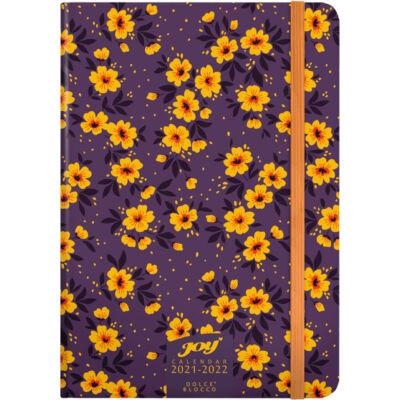 Speciális tervező fiataloknak - 16 hónapos heti naptár B6 2021/22 - Tiny Flowers