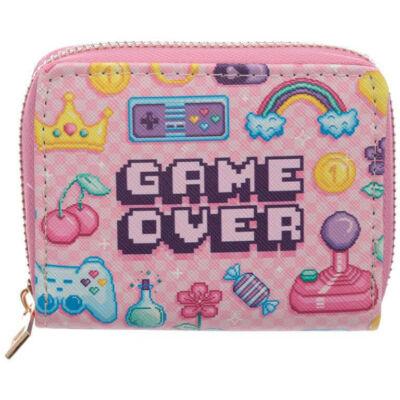 Game Over pénztárca - Videojáték