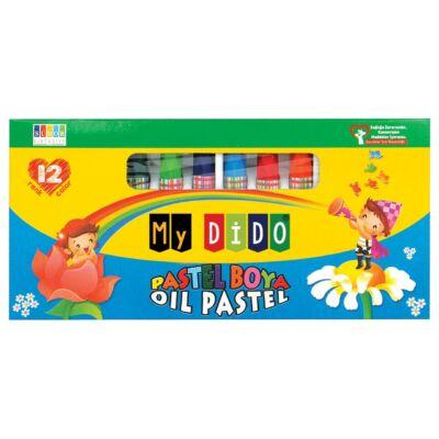 My Dido Olajpasztell kréta - 12 szín