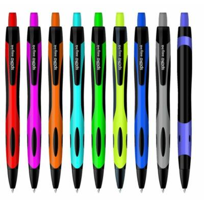 Spoko Active 0117 nyomógombos golyóstoll - 0,5 mm - választható tolltest