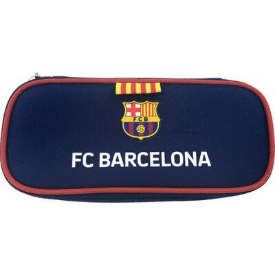 FC Barcelona bedobálós tolltartó - üres