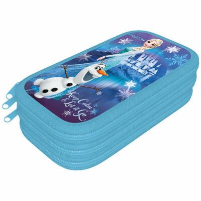 Jégvarázs Frozen Hug 3 emeletes tolltartó