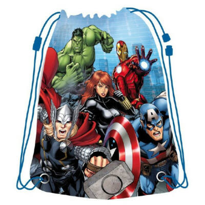 Bosszúállók Avengers tornazsák