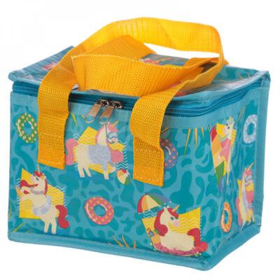 Unikornis Summer thermo uzsonnás táska