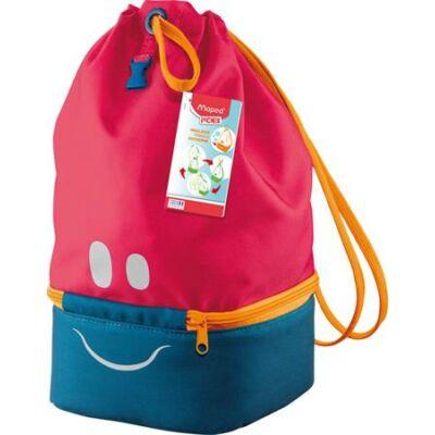 Uzsonnás thermo táska - Maped Picnik Concept Kids - pink